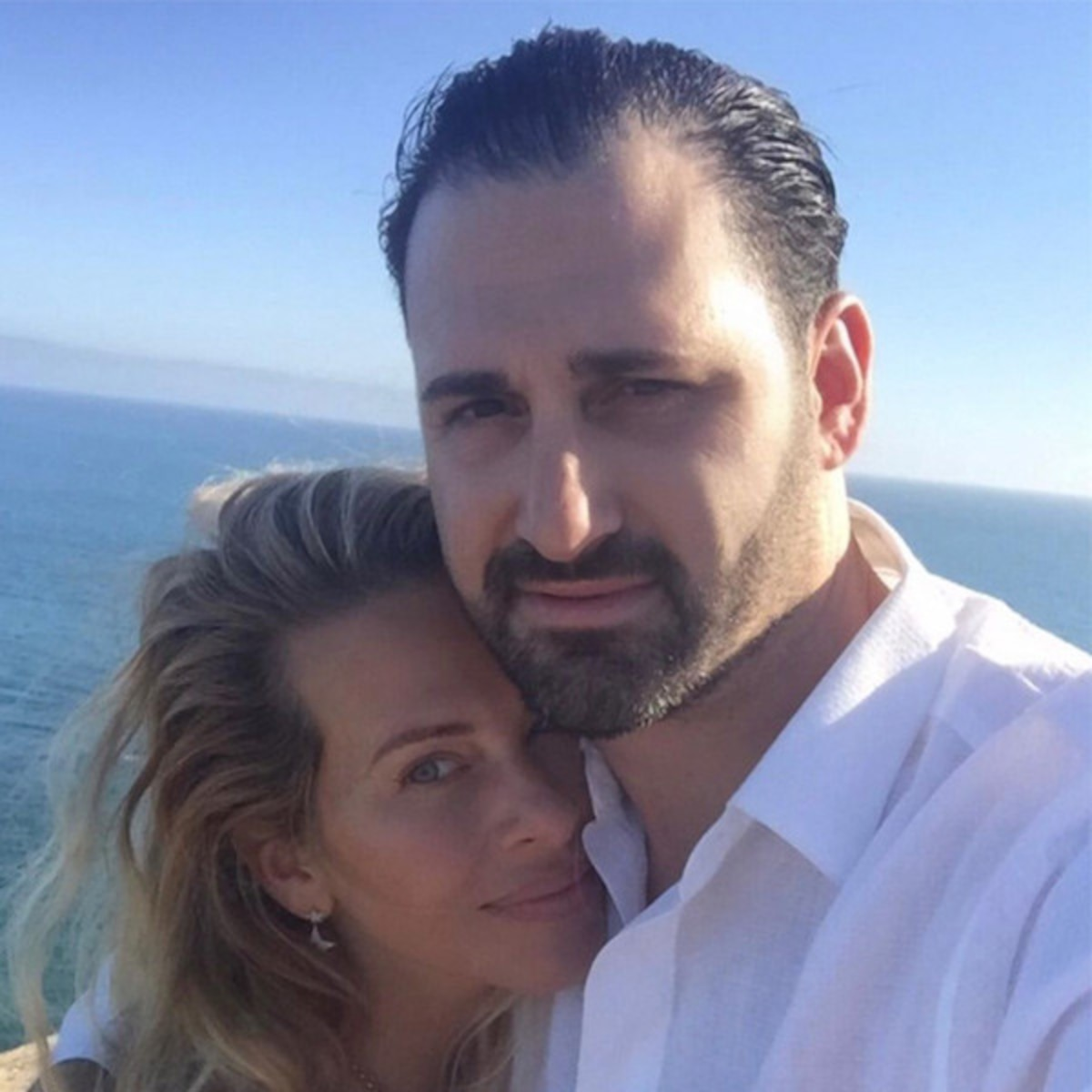 Surprise Real Housewives Dina Manzo Is Married E News