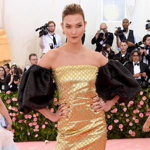 Karlie Kloss, 2019 Met Gala, Red Carpet Fashions