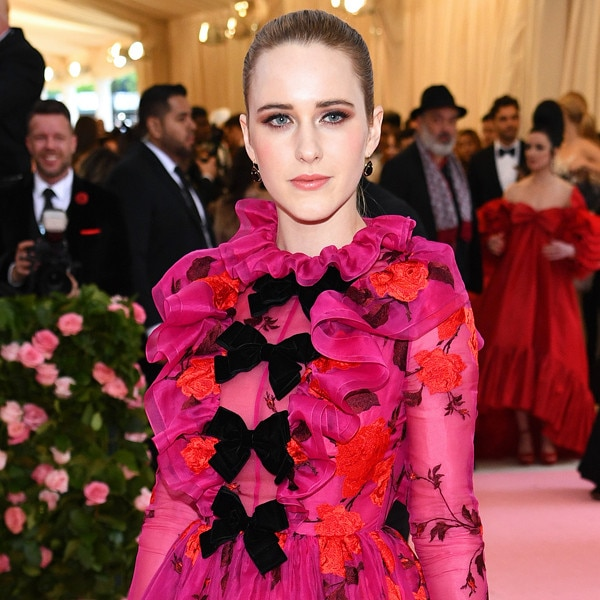 Rachel Brosnahan, 2019 Met Gala, Red Carpet Fashions
