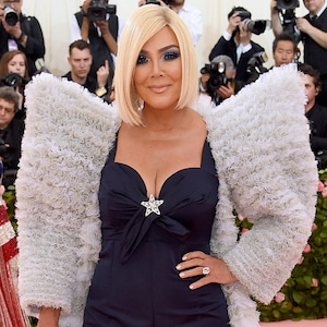 Kris Jenner, 2019 Met Gala, Red Carpet Fashions