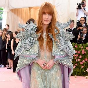 Florence Welch, 2019 Met Gala, Red Carpet Fashions