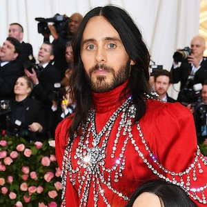 Jared Leto, 2019 Met Gala, Red Carpet Fashions