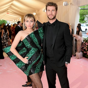 Miley Cyrus, Liam Hemsworth, 2019 Met Gala, Couples