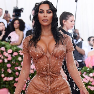 Kim Kardashian West, 2019 Met Gala, Red Carpet Fashions