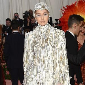 Gigi Hadid, 2019 Met Gala, Red Carpet Fashions