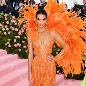 Kendall Jenner, 2019 Met Gala, Red Carpet Fashions