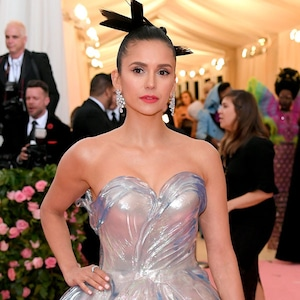 Nina Dobrev, 2019 Met Gala, Red Carpet Fashions