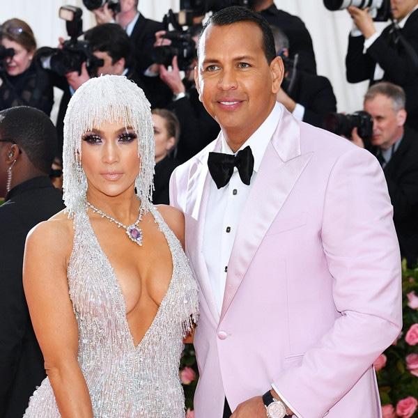 Jennifer Lopez, Alex Rodriguez, 2019 Met Gala, Couples