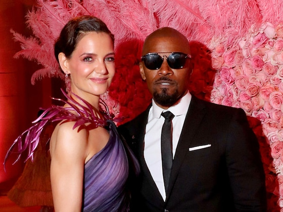 Jamie Foxx and Katie Holmes Split: Look Back at Their Private Romance