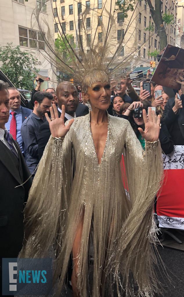 Celine Dion, 2019 Met Gala