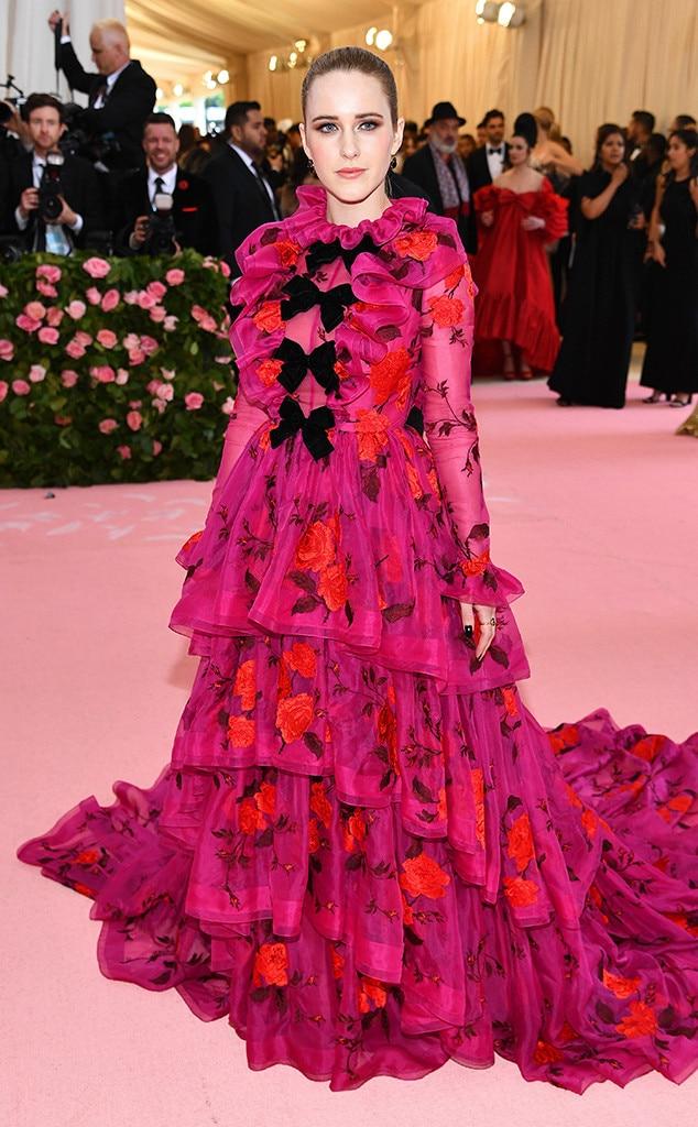 Rachel Brosnahan, 2019 Met Gala, Red Carpet Fashions