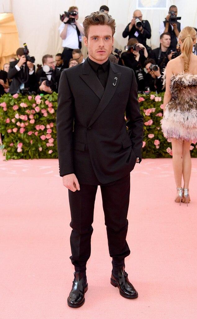 Richard Madden, 2019 Met Gala, Red Carpet Fashions