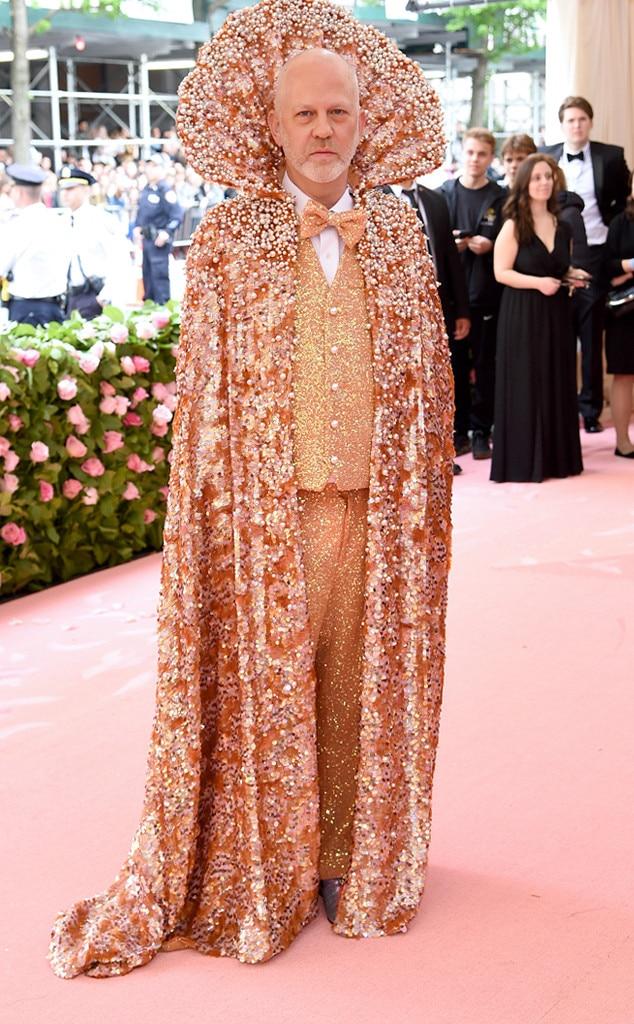 Ryan Murphy, 2019 Met Gala, Red Carpet Fashions