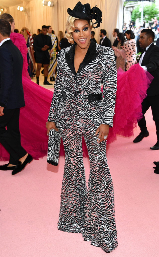 Image result for tiffany haddish MET GALA 2019