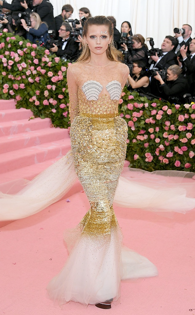 Image result for Abbey Lee Kershaw Met gala 2019