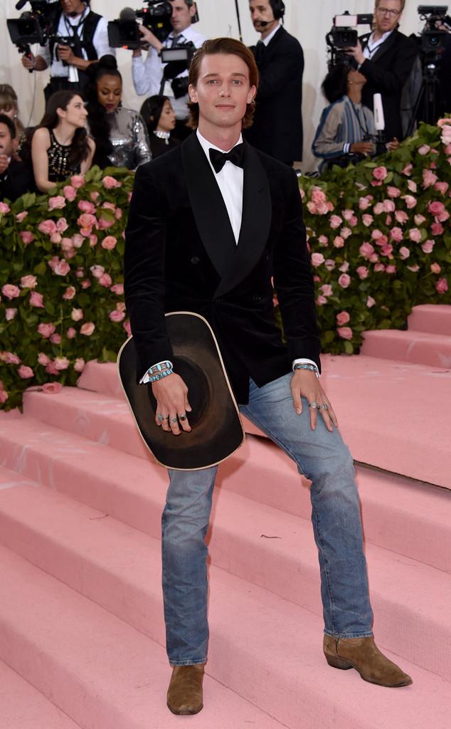Patrick Schwarzenegger, 2019 Met Gala, Red Carpet Fashions