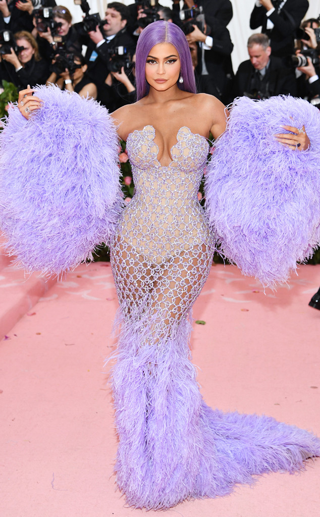Kylie Jenner, 2019 Met Gala, Red Carpet Fashions