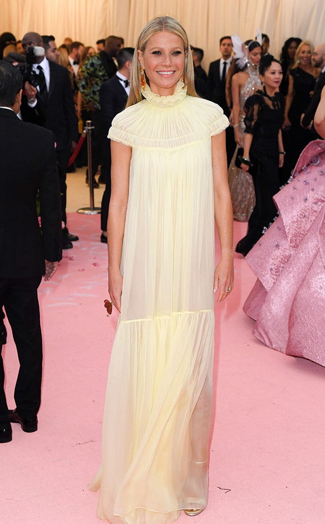 Gwyneth Paltrow, 2019 Met Gala, Red Carpet Fashions
