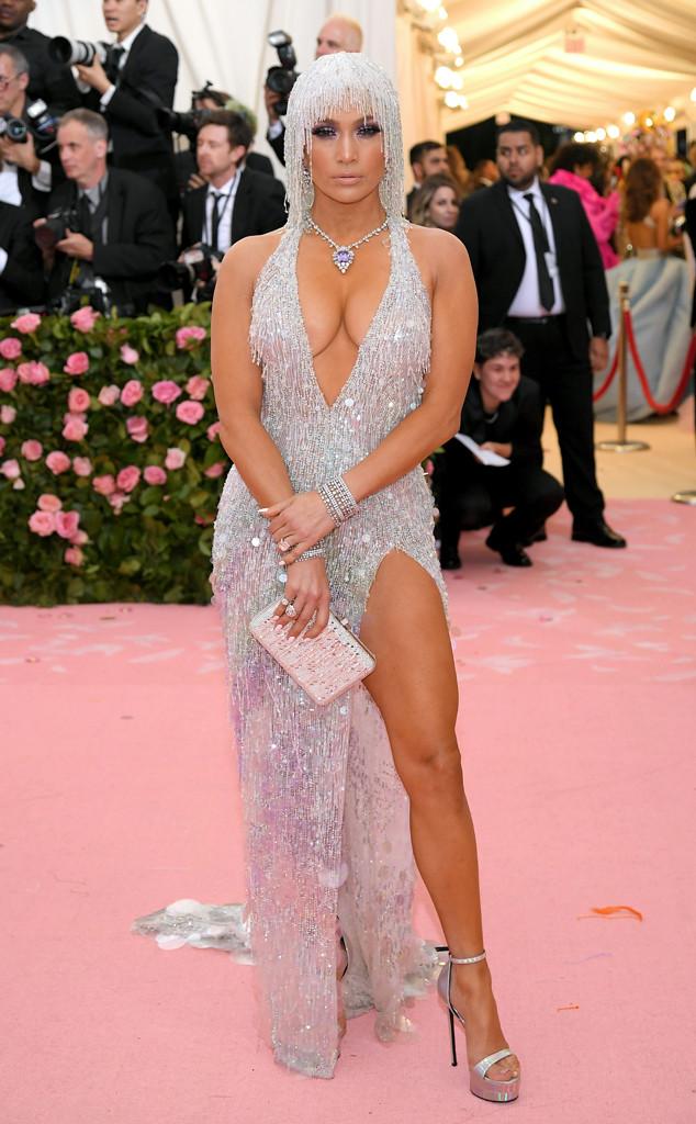 Jennifer Lopez, 2019 Met Gala, Red Carpet Fashions