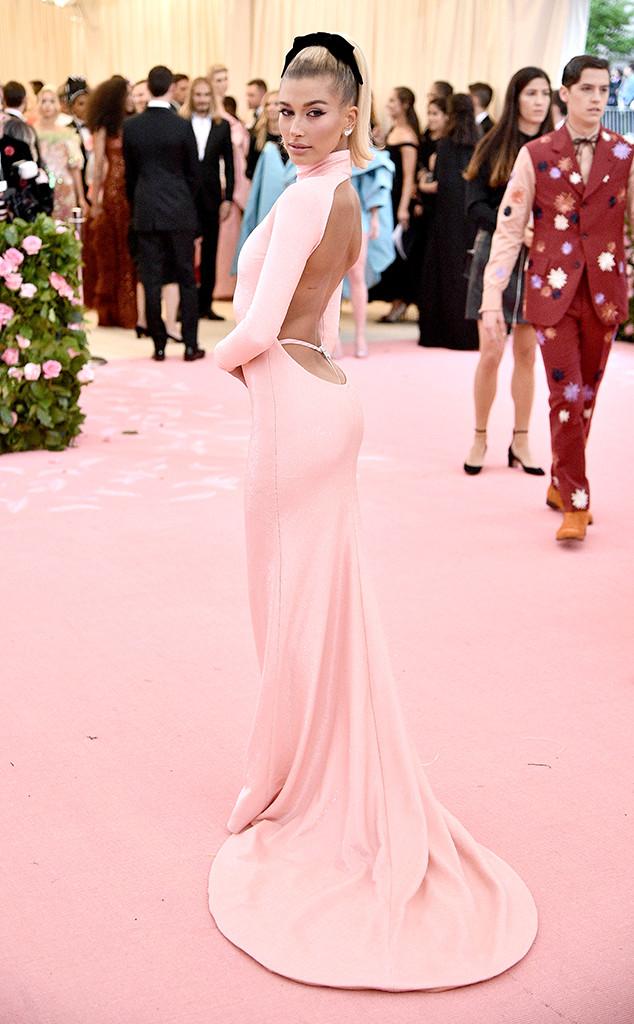 Hailey Bieber, 2019 Met Gala