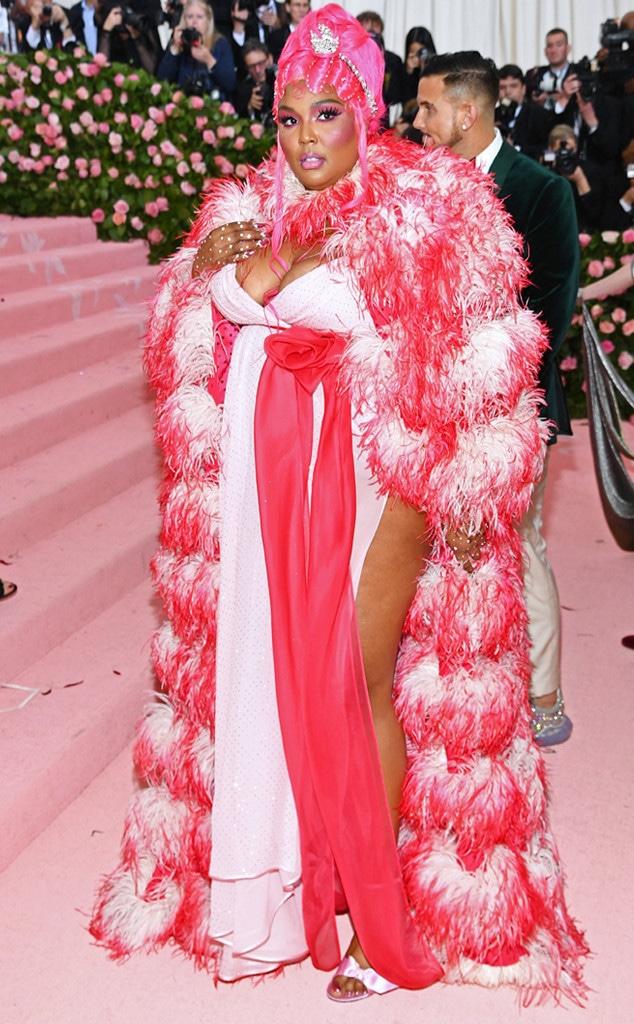 Lizzo, 2019 Met Gala, Red Carpet Fashions