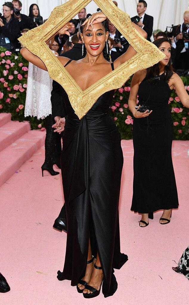 Tracee Ellis Ross, 2019 Met Gala, Red Carpet Fashions