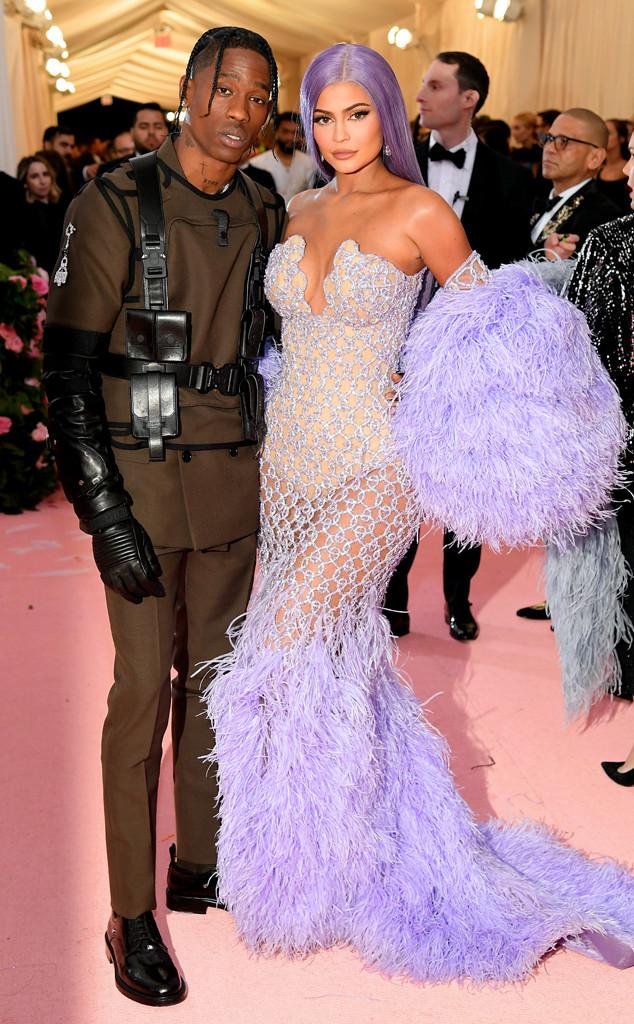 Travis Scott, Kylie Jenner, 2019 Met Gala, Couples
