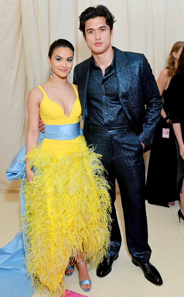 Camila Mendes & Charles Melton -  The  Riverdale  duo look straight out of a Disney movie at the 2019 Met Gala.