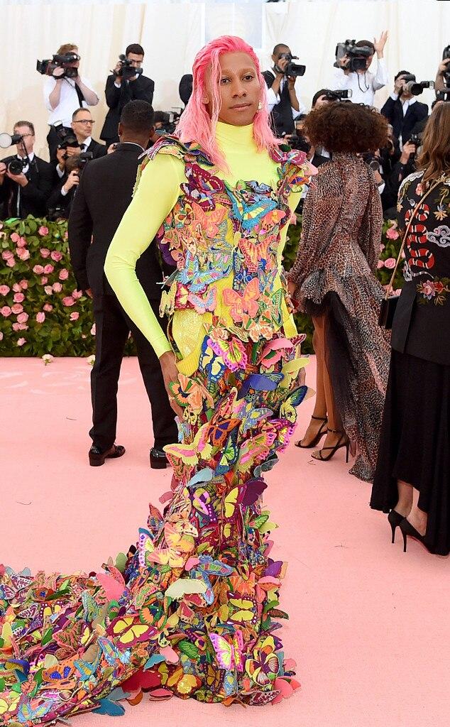 Keiynan Lonsdale, 2019 Met Gala, Red Carpet Fashions