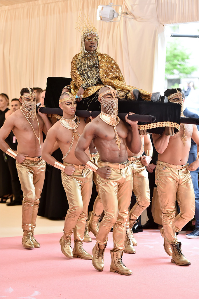 Billy Porter, 2019 Met Gala