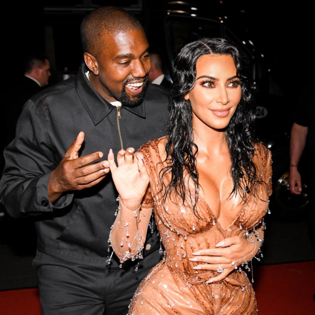 La contundente señal que dio Kim Kardashian sobre su separación de Kanye West - E! Online Latino - VE