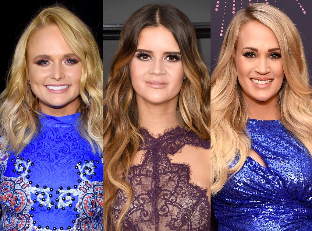 Carrie Underwood, Miranda Lambert, Maren Morris