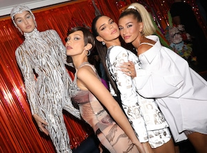 Gigi Hadid, Bella Hadid, Kendall Jenner, Hailey Bieber, 2019 Met Gala, After Party