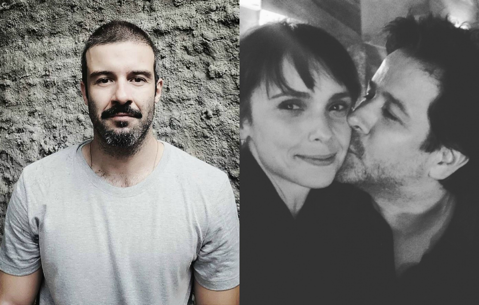 Gustavo Vaz, Débora Falabella, Murilo Benício