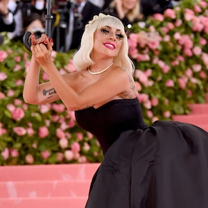 Lady Gaga, 2019 MET Gala, Candids