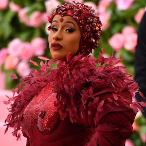 Cardi B, 2019 Met Gala, Nipple Covers