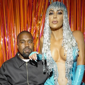 Kim Kardashian, Kanye West, 2019 Met Gala, After Party