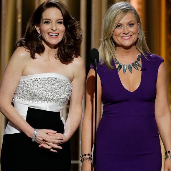 Tina Fey and Amy Poehler Return to Host the 2021 Golden Globes