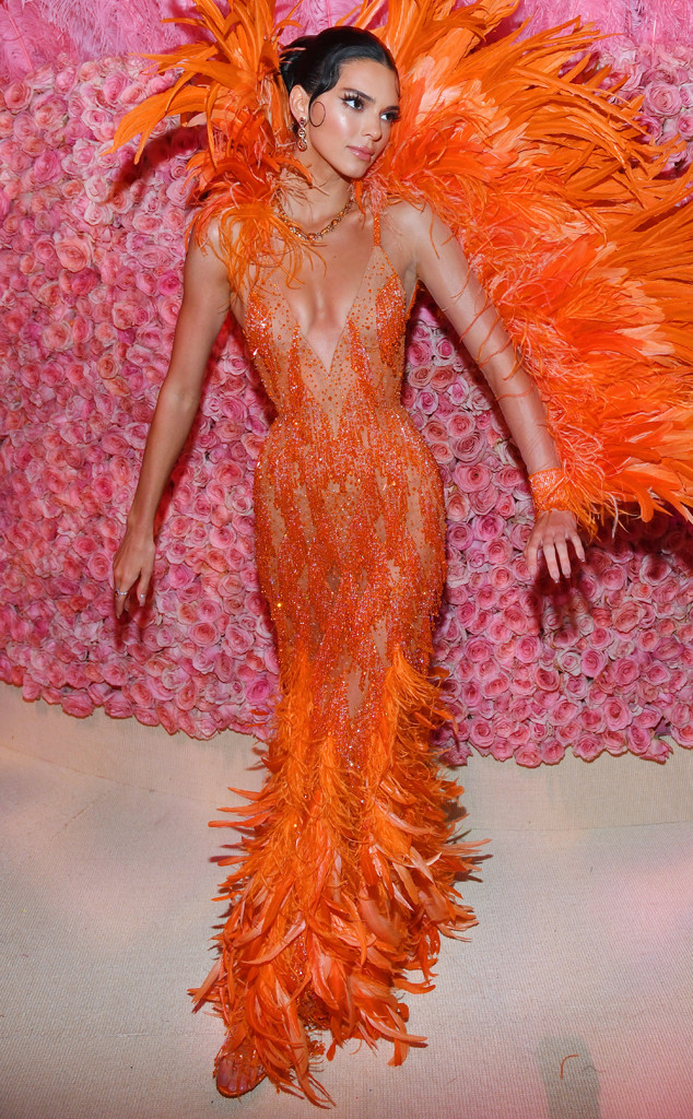 Kendall Jenner, The 2019 MET Gala, Candids