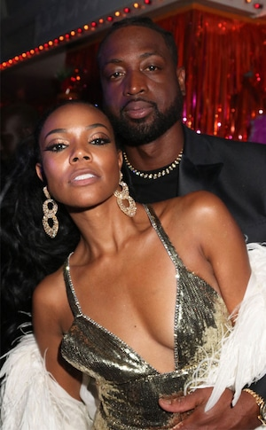 Gabrielle Union, Dwayne Wade, 2019 MET Gala, After Party