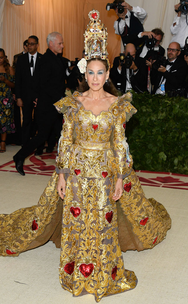 Why Sarah Jessica Parker and More Stars Missed This Year's ...