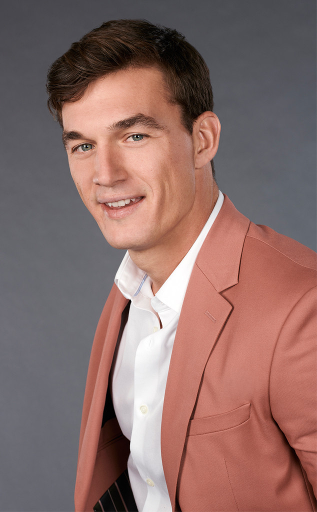 The Bachelorette, Season 15, Tyler Cameron