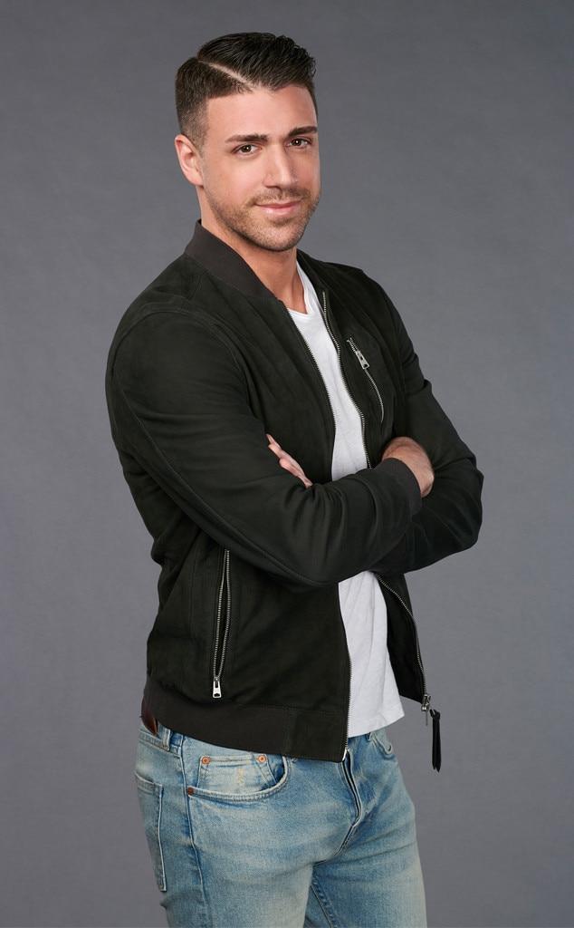 Jed From The Bachelorette Season 15 Meet Hannah Brown S Men E News