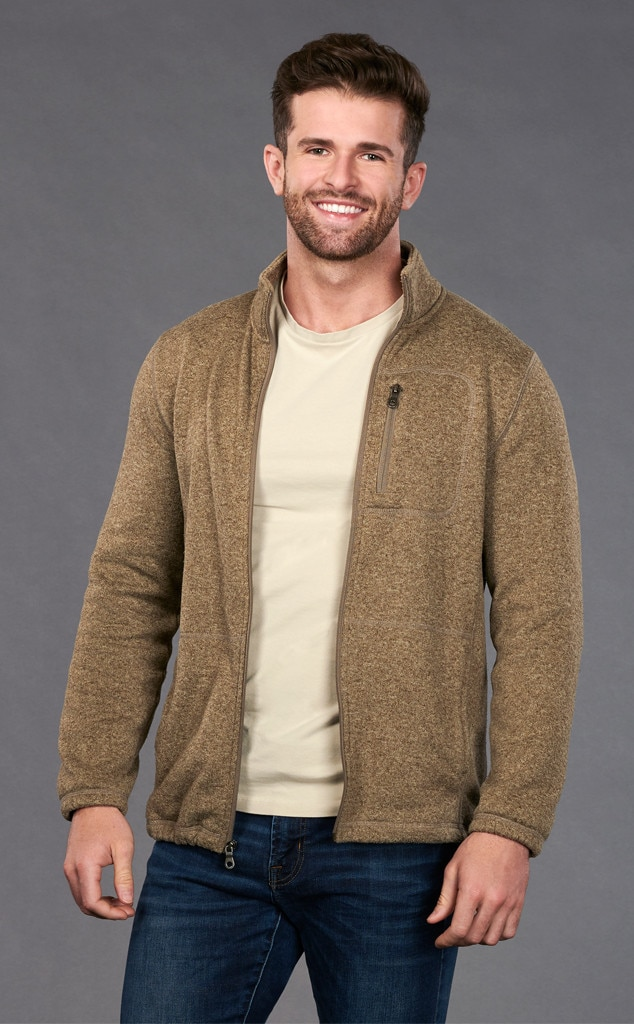 The Bachelorette, Season 15, Jed