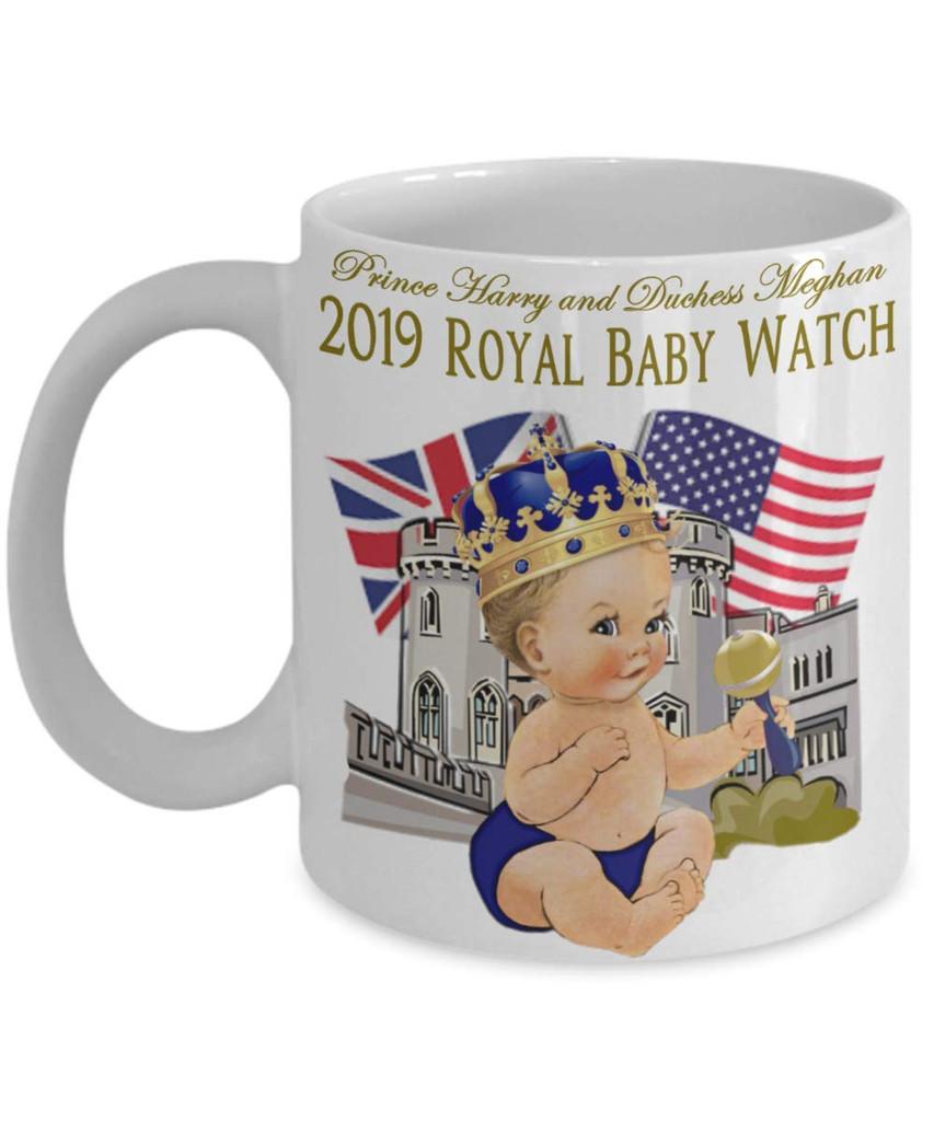 Royal Baby Memorabilia