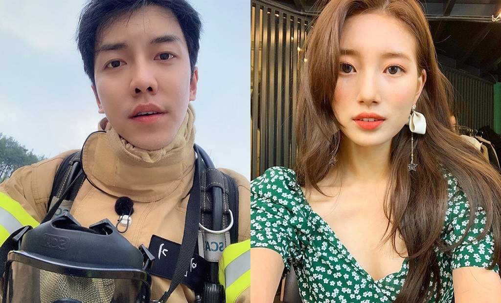 Lee Seung-Gi, Suzy Bae