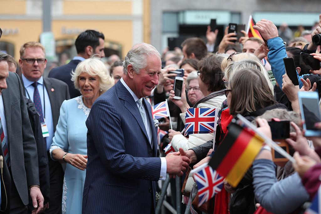 Prince Charles, Camilla, Duchess of Cornwall, Teddy Bear