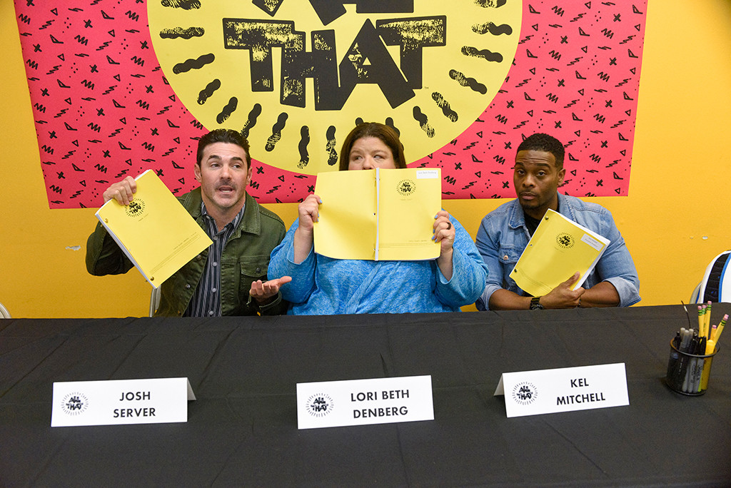 Some Vital Information: All That Reboot Adds Original Cast Members, Fan-Favorite Sketches