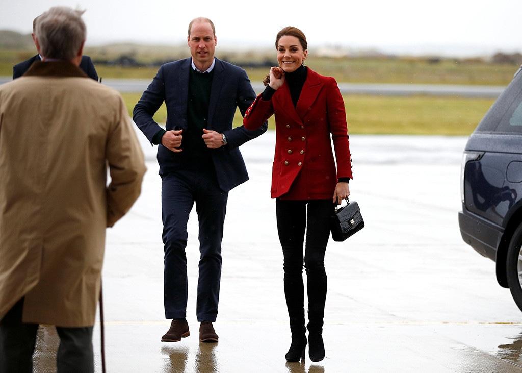 Kate Middleton, Prince William, Wales Visit