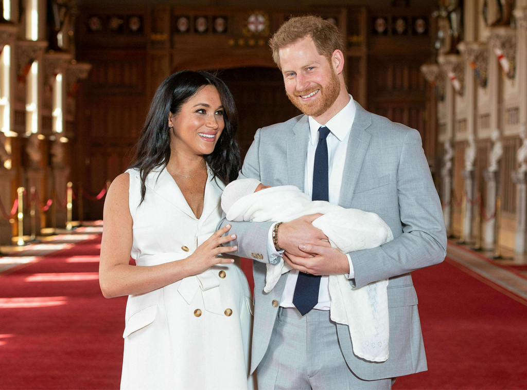 Meghan Markle, Prince Harry, Royal Baby
